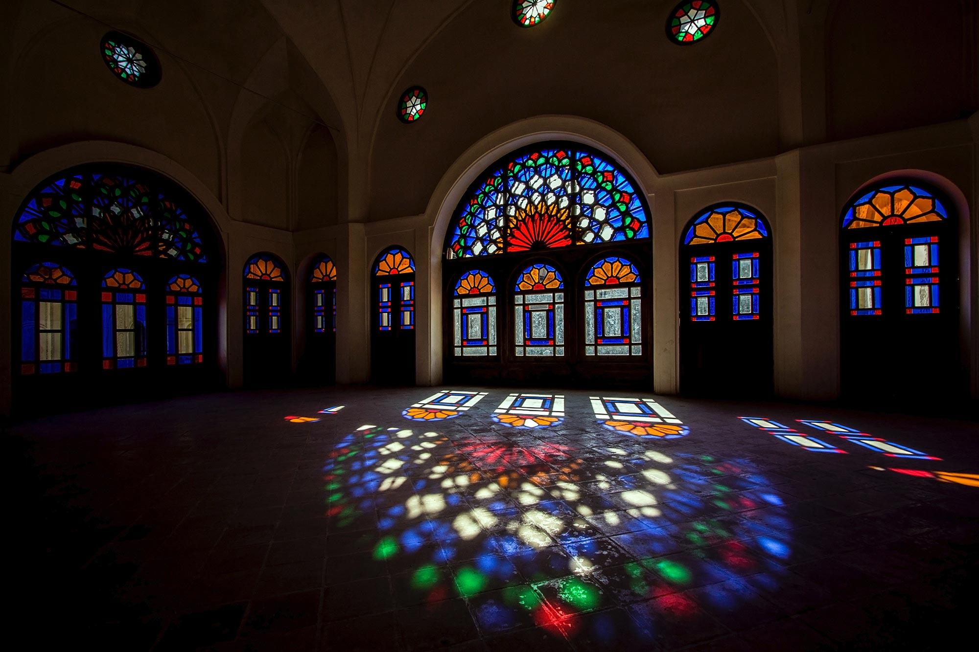 Iranian Art - Hotel one click home page image