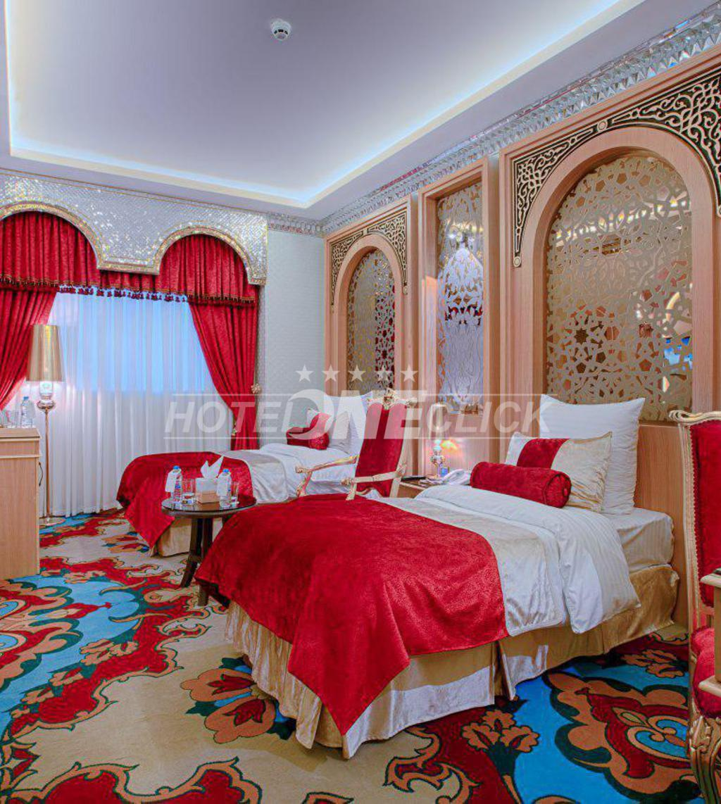 Almas 2 Hotel Mashhad luxury rooms